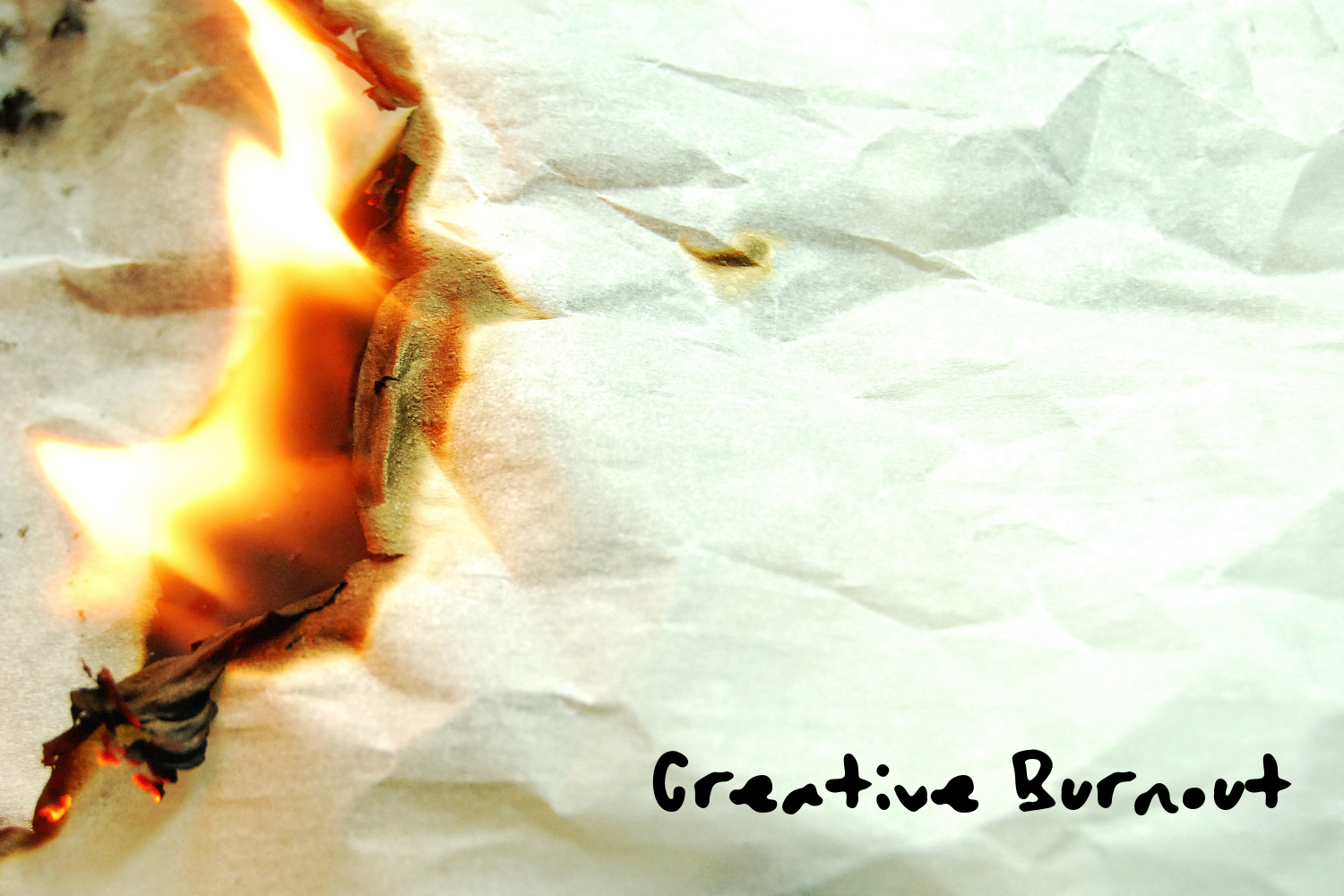 On Creative Burnout