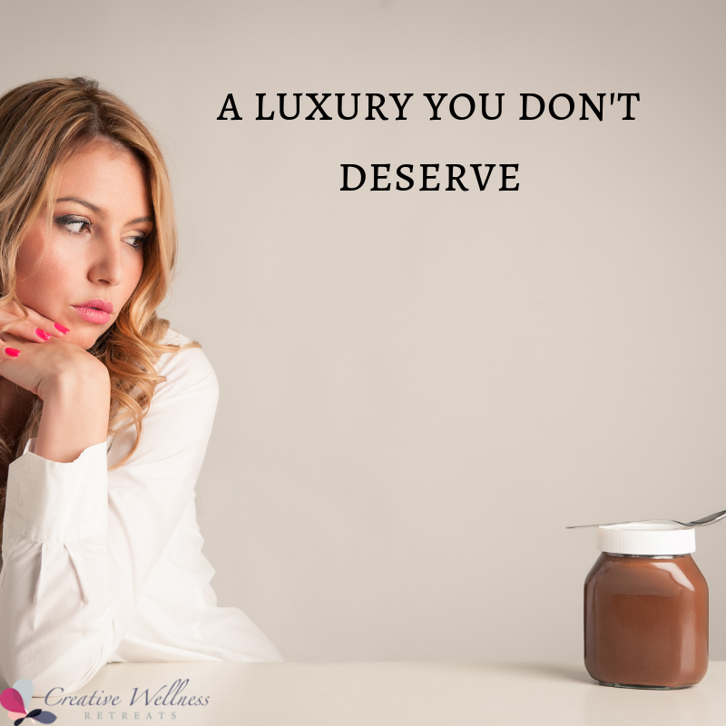 A Retreat is a Luxury You Don't Deserve.